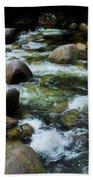 Boulders - Mossman Gorge, Far North Queensland, Australia Beach Towel