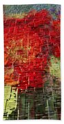 Bouquet Of Colors Beach Towel