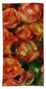 Bouquet Of Flowers 1915 Beach Towel