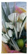 Bouquet Of Roses Beach Towel