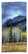 Bow Valley Parkway Banff National Park Alberta Canada IIi Beach Towel