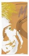 Bowie Modern Love  Beach Towel
