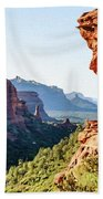 Boynton Canyon 04-321 Beach Towel