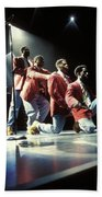 Boyz II Men Beach Towel