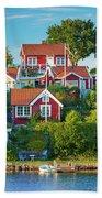 Brandaholm Cottages Beach Towel