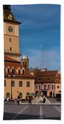 Brasov Council Square Beach Towel