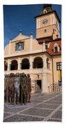 Brasov Town Hall Beach Sheet