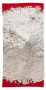 Bread Flour Beach Towel