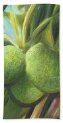 Breadfruits St Kitts Beach Towel