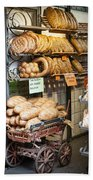 Breads For Sale Beach Towel