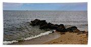 Breakwaters Beach Towel