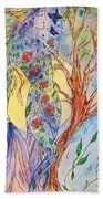 Breath Of Life Beach Towel