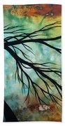 Breathless 2 By Madart Beach Towel