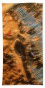 Brenda -tile Beach Towel