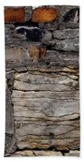 Bricks And Blocks Beach Towel by Tim Good