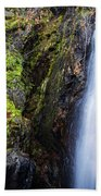 Bridal Veil  Falls 3 Beach Towel