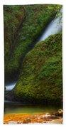Bridal Veil Falls Beach Towel