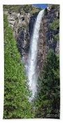 Bridalvail Fall And Raven Beach Towel
