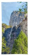 Bridalveil Fall Beach Towel