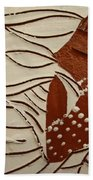 Bride 11 - Tile Beach Towel