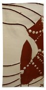 Bride 6 - Tile Beach Towel