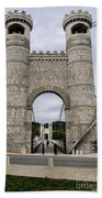 Bridge La Caille - Rhone-alpes Beach Towel