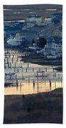 Brigantine Dawn Beach Towel