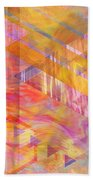 Bright Dawn Beach Towel