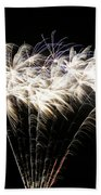 Bright Lights Beach Towel