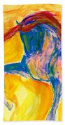 Bright Passage Beach Towel