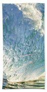 Bright Wave - Makena Beach Towel