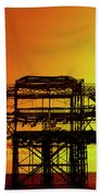 Brighton 4 Beach Towel