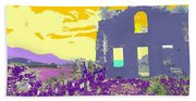 Brimstone Sunset Beach Towel