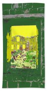 Brimstone Window Beach Towel