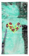 Bring Love To The Universe Beach Towel