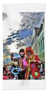 Bring Out The Clowns Beach Sheet