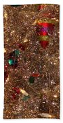 Brite Christmas Beach Towel