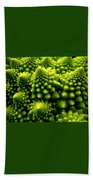Broccoli Beach Towel