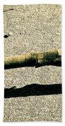 Broken Vein Beach Towel