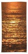 Bronze Reflections Beach Sheet