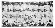 Brooklyn Dodger Champions Beach Sheet