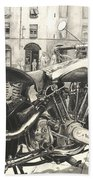 Brough Superior Ss 100 Beach Sheet