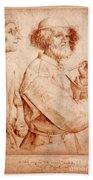 Bruegel: Painter, 1565 Beach Sheet
