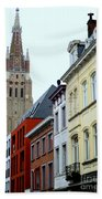 Bruges 3 Beach Towel