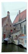 Bruges 4 Beach Towel