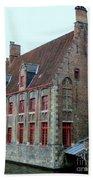 Bruges 5 Beach Towel
