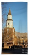 Bruton Parish Episcopal Church Beach Towel