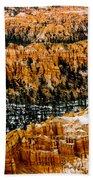 Bryce Canyon Series #3 Beach Towel