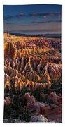 Bryce Canyon Early Morning Beach Sheet