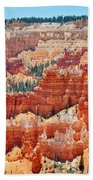 Bryce Canyon Fairyland Point Beach Towel